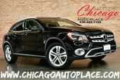 2018 Mercedes-Benz GLA 250 4MATIC - 2.0L I4 TURBO ENGINE ALL WHEEL DRIVE BLACK LEATHER HEATED SEATS NAVIGATION BACKUP CAMERA PANORAMIC ROOF KEYLESS GO BLUETOOTH POWER LIFTGATE