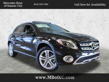2018_Mercedes-Benz_GLA_250 4MATIC® SUV_ Kansas City KS
