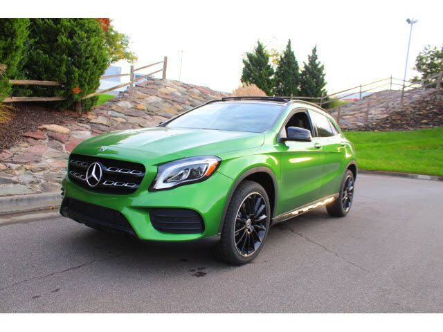 2018 mercedes benz gla 250 4matic suv merriam ks 20776060 for Mercedes benz of kansas city aristocrat