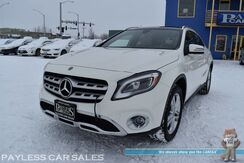 2018_Mercedes-Benz_GLA 250_4Matic AWD / Power & Heated Leather Seats / Harman Kardon Speakers / Panoramic Sunroof / Blind Spot Alert / Bluetooth / Back Up Camera / Keyless Go Pkg / Block Heater / 31 MPG / Low Miles / 1-Owner_ Anchorage AK