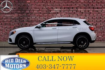 2018_Mercedes-Benz_GLA_250 4Matic Leather Roof Nav BCam_ Red Deer AB