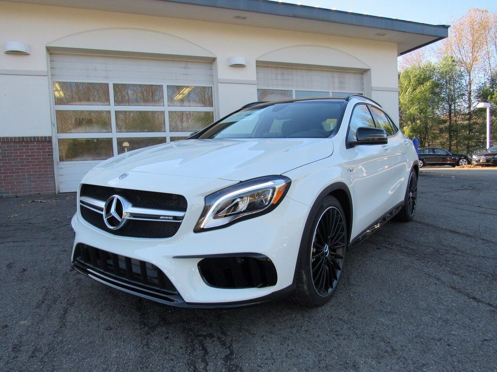 2018 mercedes benz gla 45 amg suv greenland nh 21398623 for Mercedes benz dealers in nh