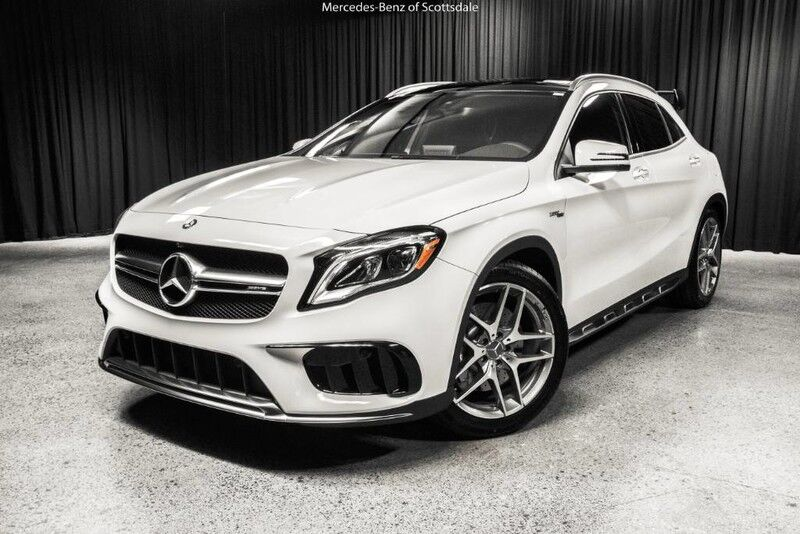 2018 mercedes benz gla 45 amg suv scottsdale az 19109905 for Mercedes benz suv gla