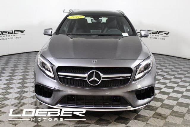 2018 mercedes benz gla amg 45 suv lincolnwood il 19510849. Black Bedroom Furniture Sets. Home Design Ideas