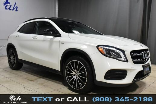 2018 Mercedes-Benz GLA GLA 250 4matic Hillside NJ
