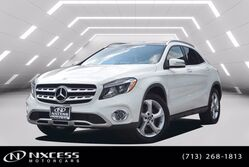 Mercedes-Benz GLA GLA 250 Designo Package, Keyless Go, Blind Spot Assist, Rear View Monitor, On & Off Road Package, Heated Seats - Front, Panorama, Smart Phone Integration 2018