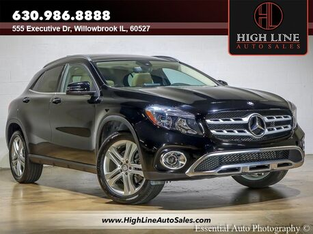 2018_Mercedes-Benz_GLA_GLA 250_ Willowbrook IL