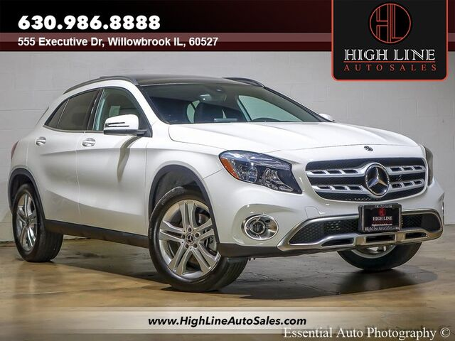 2018 Mercedes-Benz GLA GLA 250 Willowbrook IL