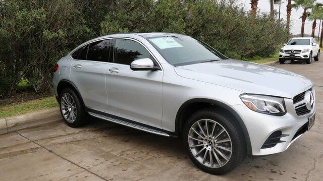 2018 mercedes benz glc 300 4matic coupe san juan tx 22692828 for Mercedes benz in san juan tx