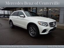 2018_Mercedes-Benz_GLC_300 4MATIC® SUV_ Centerville OH