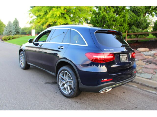 2018 Mercedes-Benz GLC 300 4MATIC® SUV Kansas City KS