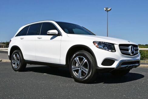 2018_Mercedes-Benz_GLC_300_ Fort Worth TX