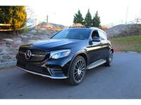Mercedes-Benz GLC 43 AMG® SUV 2018