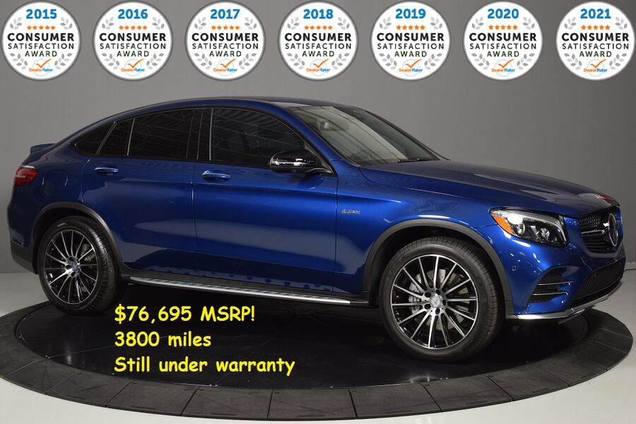 2018_Mercedes-Benz_GLC_AMG GLC 43_ Glendale Heights IL