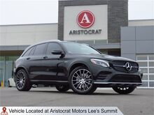2018_Mercedes-Benz_GLC_GLC 43 AMG®_ Kansas City KS