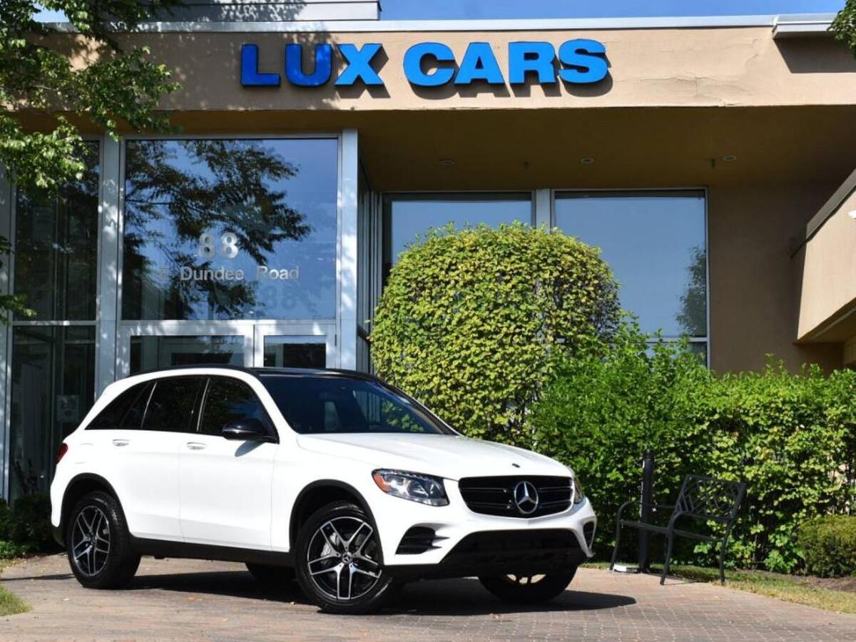 2018_Mercedes-Benz_GLC300_Sport AMG Panoroof P1 Nav 4MATIC MSRP $52,250_ Buffalo Grove IL