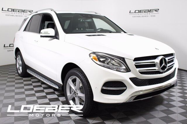 2018 mercedes benz gle 350 4matic suv lincolnwood il 19841770 for Mercedes benz lincolnwood