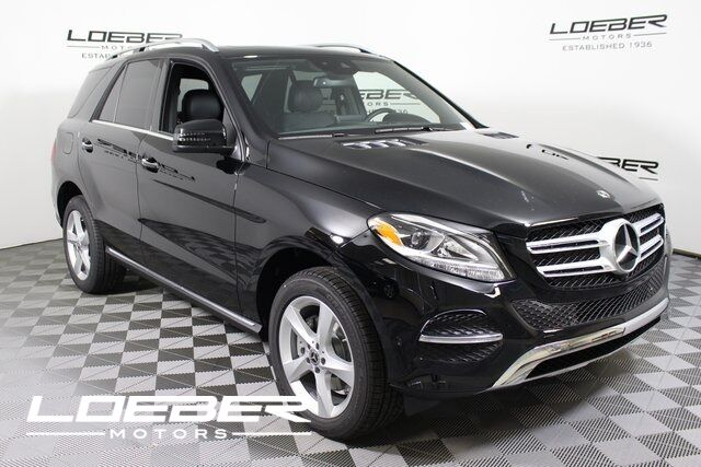 2018 mercedes benz gle 350 4matic suv lincolnwood il 20919586 for Mercedes benz lincolnwood