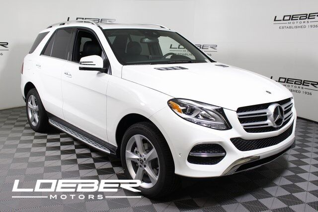 2018 mercedes benz gle 350 4matic suv lincolnwood il 21150535 for Mercedes benz chicago service center