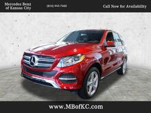 2018_Mercedes-Benz_GLE_350 4MATIC® SUV_ Kansas City KS