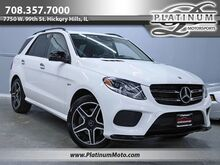 2018_Mercedes-Benz_GLE 43 AMG_1 Owner Night Pkg Nav Roof Loaded $72,860 MSRP_ Hickory Hills IL