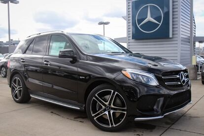 2018_Mercedes-Benz_GLE_43 AMG® SUV_ Seattle WA
