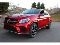 Mercedes-Benz GLE AMG® 43 4MATIC® Coupe 2018