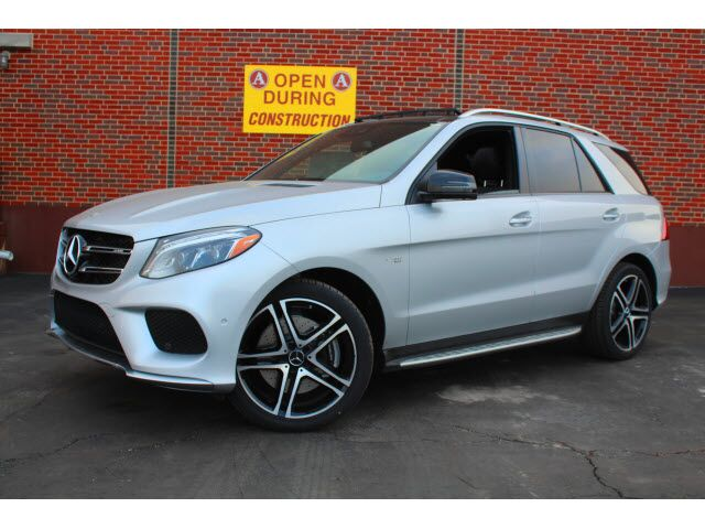 2018 mercedes benz gle amg 43 suv merriam ks 23460535 for Mercedes benz of kansas city aristocrat