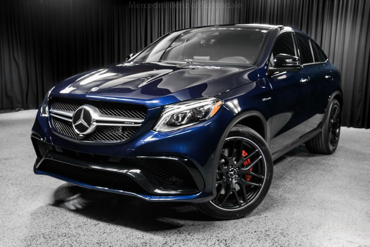 2018 Mercedes Benz Gle Amg 174 63 S Coupe Scottsdale Az 23216293