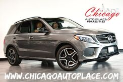 2018_Mercedes-Benz_GLE_AMG GLE 43 - 3.0L V6 BITURBO ENGINE ALL WHEEL DRIVE NAVIGATION TOP VIEW CAMERAS BROWN LEATHER HEATED/COOLED SEATS PANO ROOF POWER LIFTGATE XENONS_ Bensenville IL