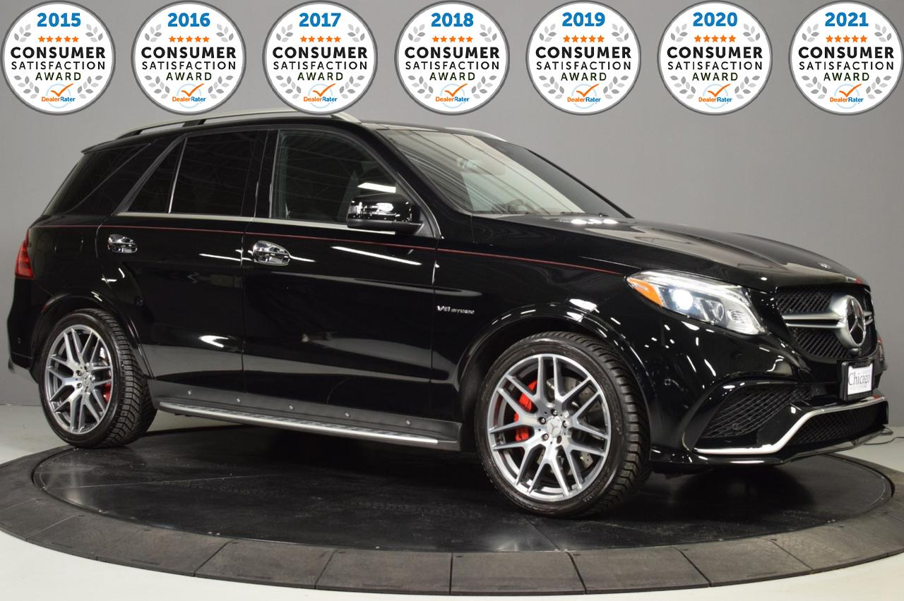 2018 Mercedes-Benz GLE AMG GLE 63 S Glendale Heights IL