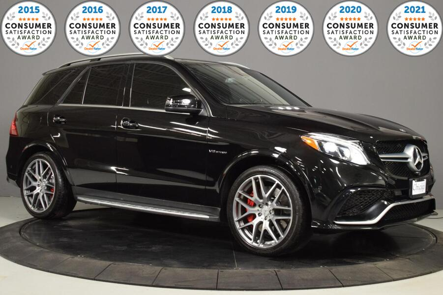 2018_Mercedes-Benz_GLE_AMG GLE 63 S_ Glendale Heights IL