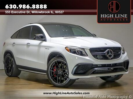 2018_Mercedes-Benz_GLE_AMG GLE 63 S_ Willowbrook IL