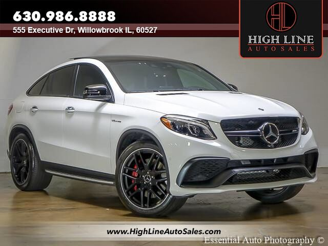 2018 Mercedes-Benz GLE AMG GLE 63 S Willowbrook IL