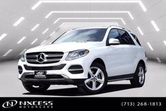 2018_Mercedes-Benz_GLE_GLE 350W Keyless Go, Blind Spot Assist, Lane Keep Assist, Rear View Monitor, Smart Phone Integration, Navigation System_ Houston TX