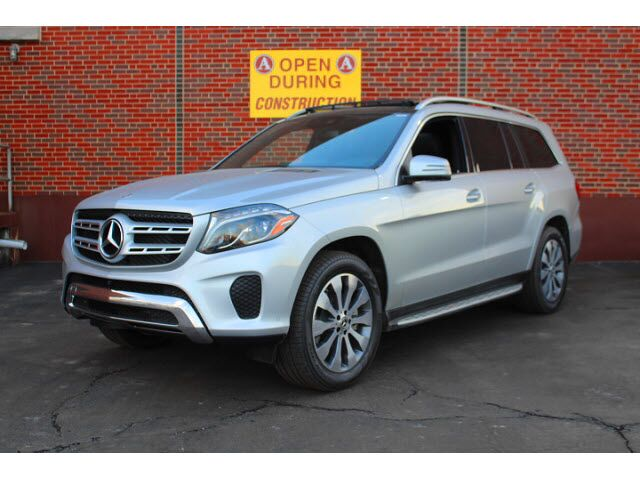 2018 mercedes benz gls 450 4matic suv merriam ks 22886337 for Aristocrat motors mercedes benz