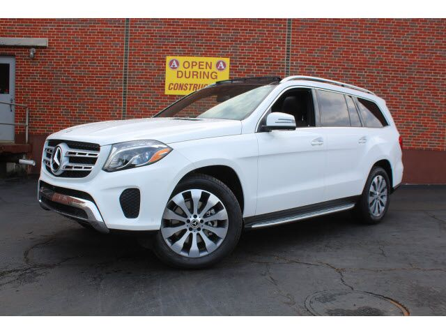 2018 Mercedes Benz Gls 450 4matic Suv Merriam Ks