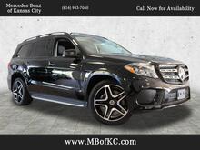 2018_Mercedes-Benz_GLS_550 4MATIC® SUV_ Kansas City KS