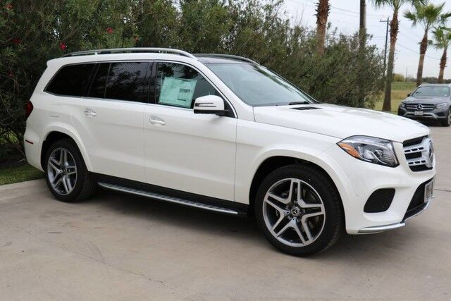 2018 mercedes benz gls 550 4matic suv san juan tx 21785487 for Mercedes benz in san juan tx