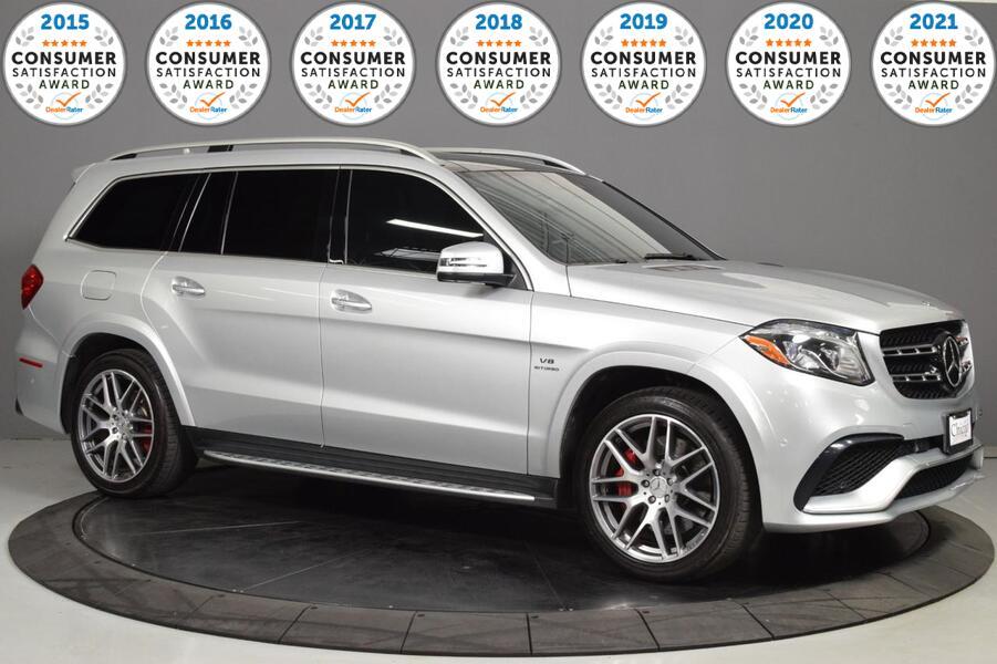 2018_Mercedes-Benz_GLS_AMG GLS 63_ Glendale Heights IL
