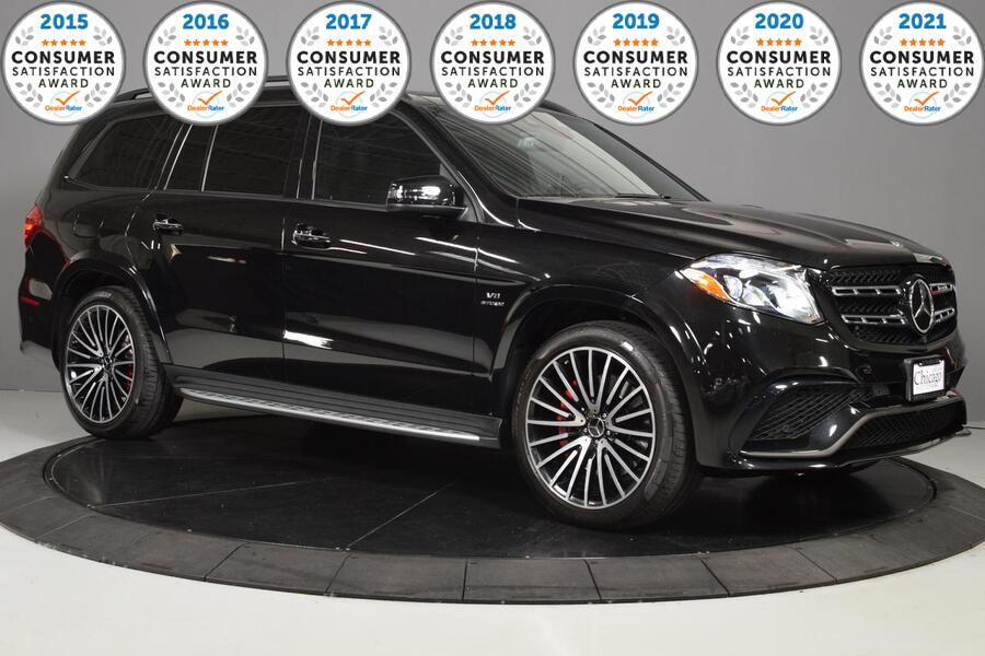2018 Mercedes-Benz GLS AMG GLS 63 Glendale Heights IL