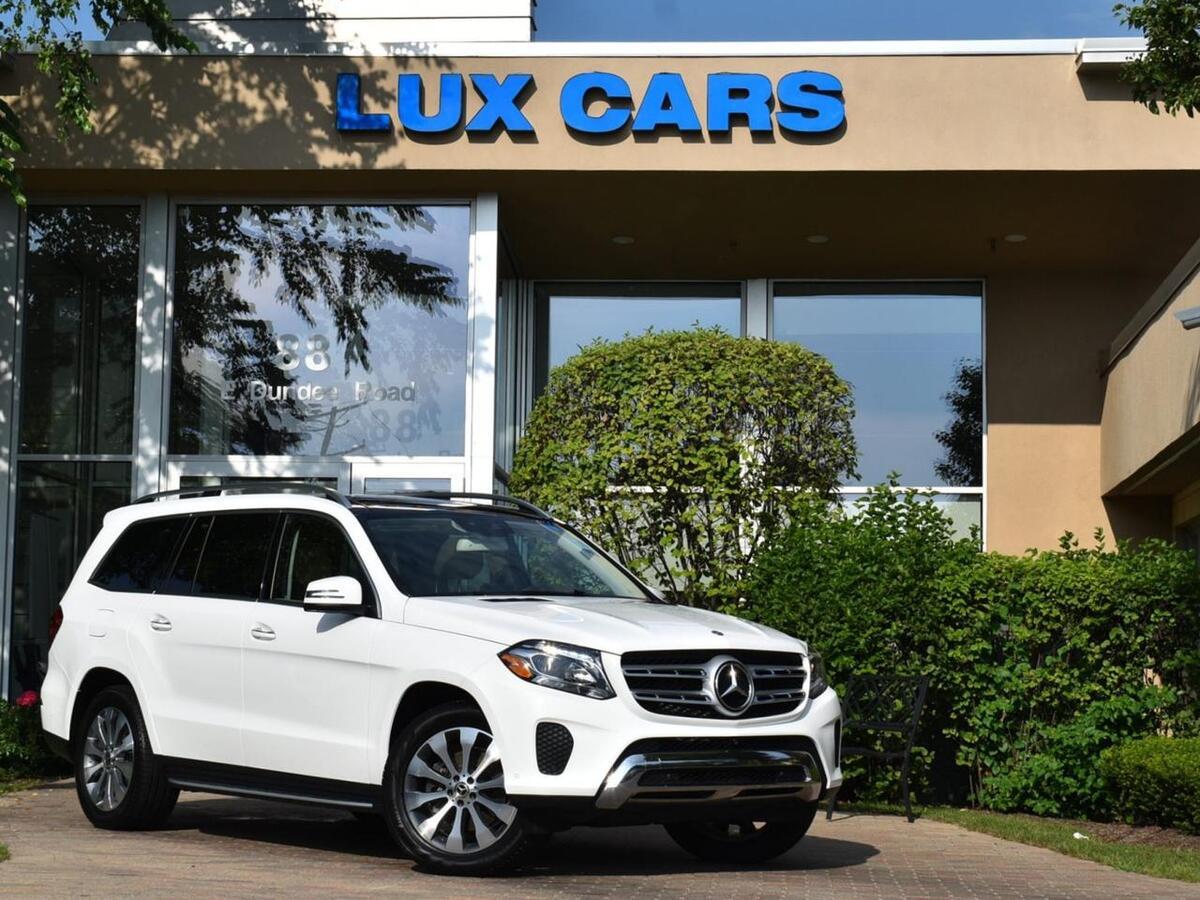 2018_Mercedes-Benz_GLS450_Panoroof Nav P1 Appearance PKG 4MATIC MSRP $80,390_ Buffalo Grove IL