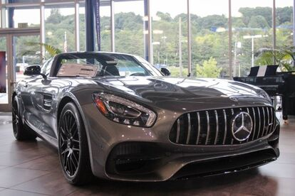 2018_Mercedes-Benz_GT_AMG® Cabriolet_ Seattle WA