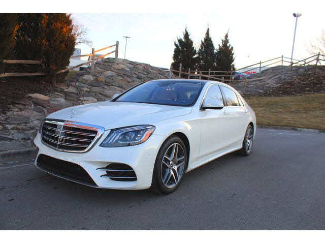 2018 mercedes benz s 450 long wheelbase 4matic merriam ks for Mercedes benz of kansas city aristocrat