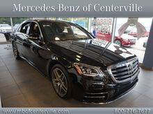 2018_Mercedes-Benz_S 450 Long wheelbase 4MATIC®__ Centerville OH