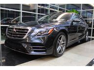 2018 Mercedes-Benz S 560 4MATIC® LWB Sedan Kansas City KS
