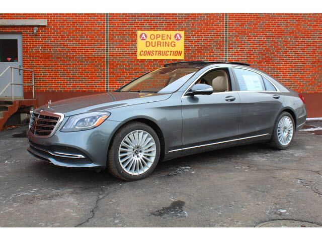 2018 mercedes benz s 560 4matic sedan merriam ks 22774335 for Mercedes benz of kansas city aristocrat