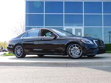 2018_Mercedes-Benz_S_560 4MATIC® Sedan_ Kansas City KS