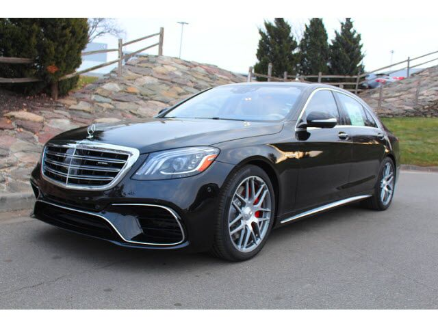 2018 mercedes benz s 63 long wheelbase 4matic merriam ks for Mercedes benz of kansas city aristocrat