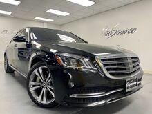 2018_Mercedes-Benz_S-Class_S 450_ Dallas TX